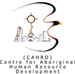 Centre for Aboriginal Human Resource Development logo