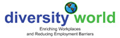 Diversity World logo
