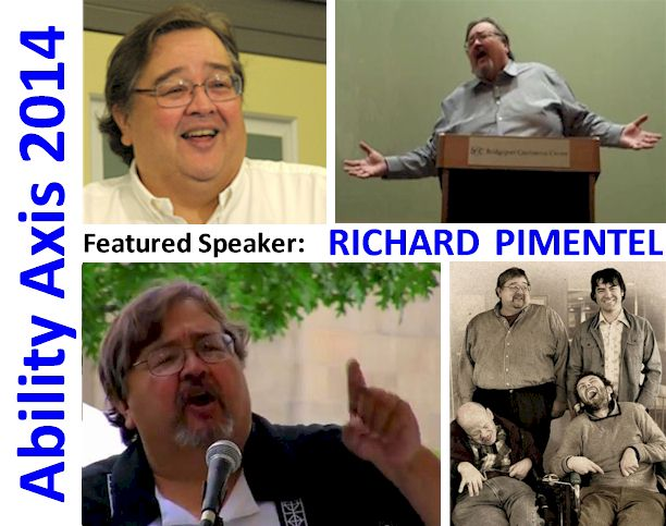 several images of Richard Pimentel
